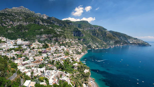 Una gita in Costiera Amalfitana