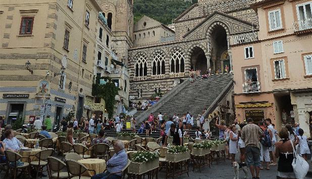 Un Tour alla scoperta di Amalfi