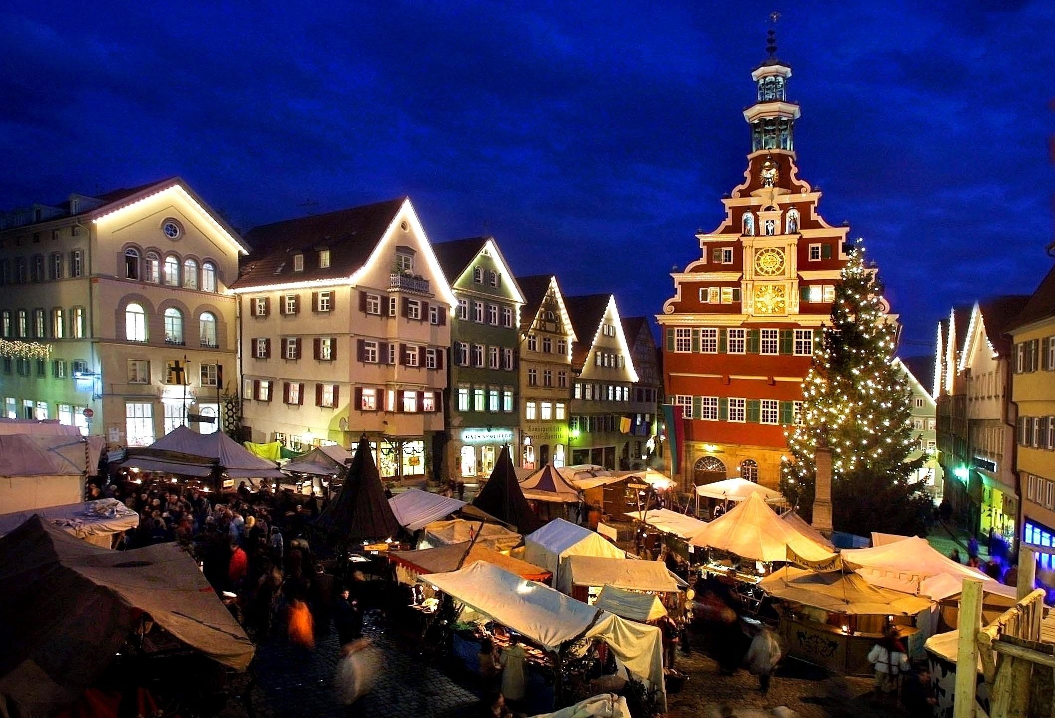 Tour alla scoperta dei mercatini di Natale