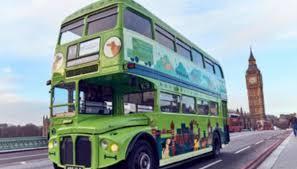 Nasce il primo bus turistico per cani a Londra