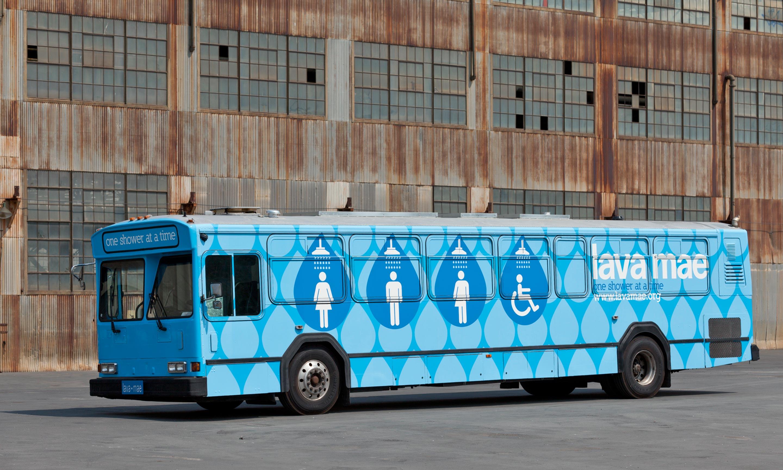 Arriva Lava Mae, l'autobus per gli homeless di San Francisco