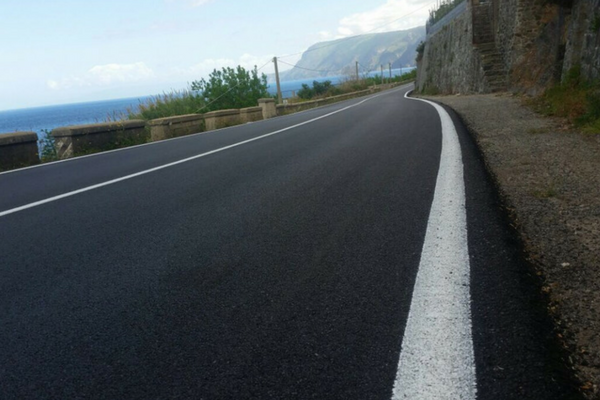 Riciclare l'asfalto si può