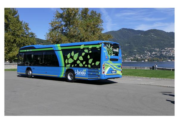 Bus ibridi, il futuro su strada