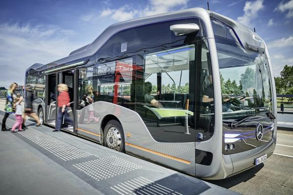 Gli autobus del futuro