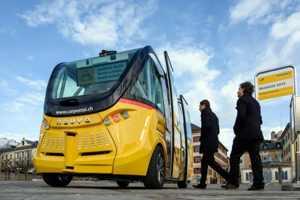 A Stoccolma gli autobus si guidano da soli! Arrivano gli autobus elettrici senza conducente