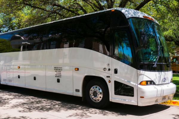 Noleggio bus con conducente e irregolarità