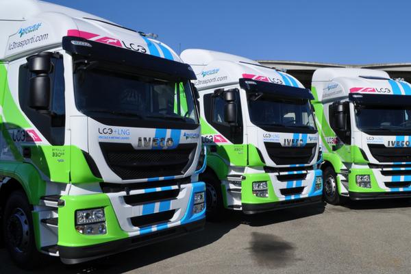 Fonte alternativa per bus e camion: il metano
