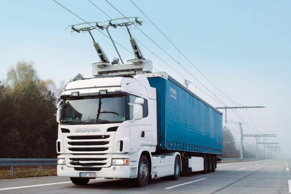 Le autostrade elettriche arrivano anche in Italia