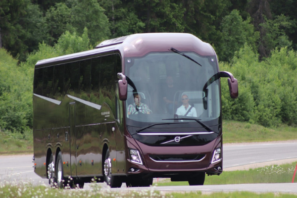 In Europa Volvo 9900 e 9700 fanno record di vendite