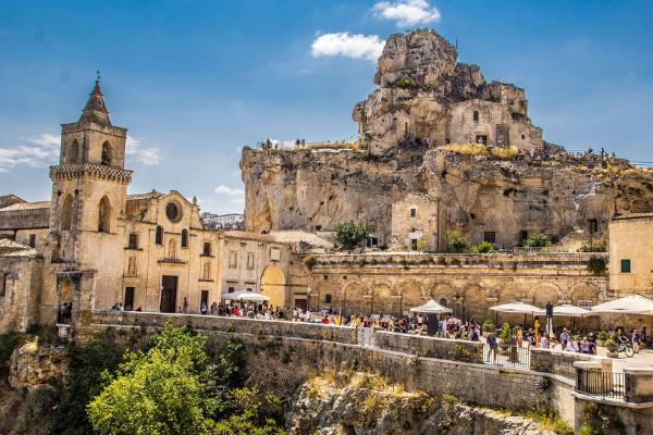 Matera, capitale della cultura:una città tutta da scoprire!