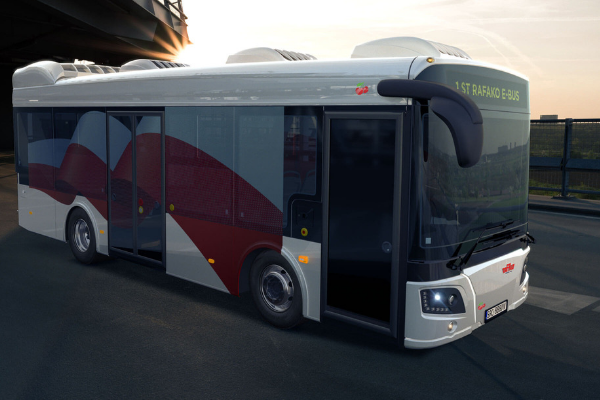 Dalla Polonia il bus elettrico innovativo