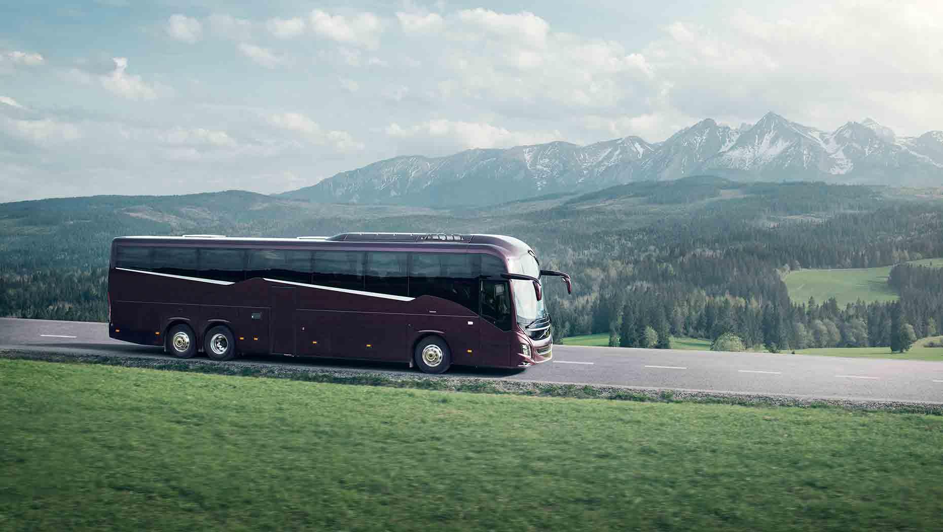 Il bus Volvo si aggiudica un premio ambito