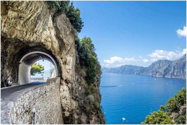 Gli autisti raccontano la Costiera Amalfitana