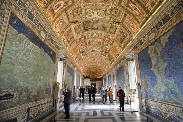 Roma: tutti i musei da visitare online!